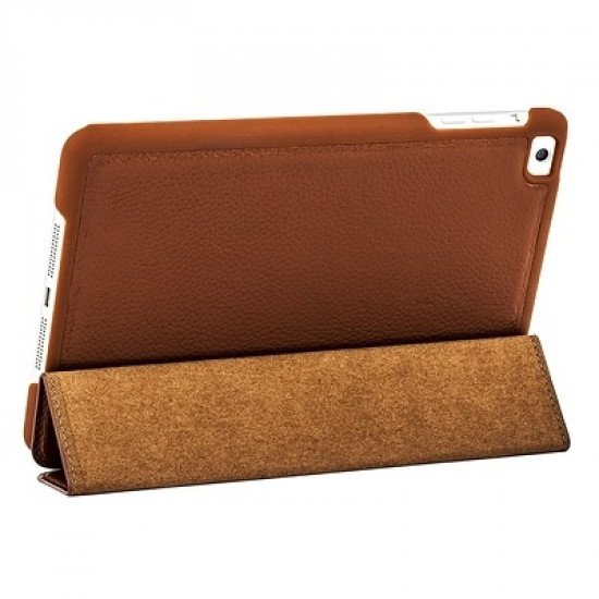 Чехол HOCO для iPad mini - HOCO Litich real leather case Коричневый