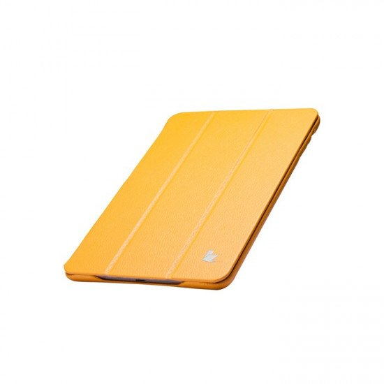 Чехол Jisoncase Executive для iPad mini Оранжевый