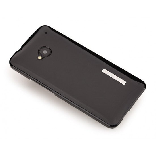 Чехол Rock - Ethereal shell series Hard Case  для HTC One M7 Черный