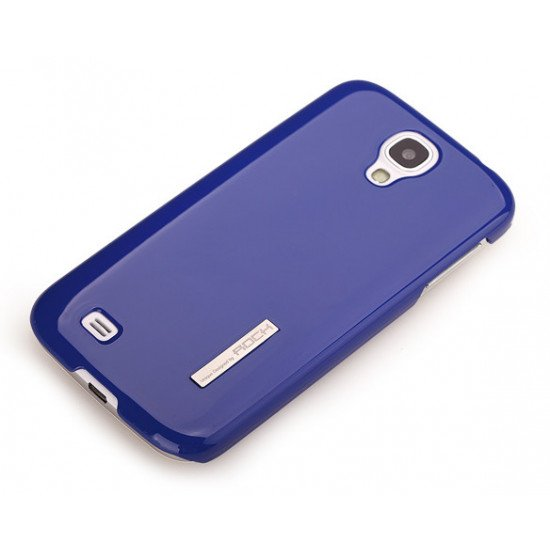 Чехол Rock - Ethereal shell series Hard Case  для Samsung Galaxy S IV i9500 Синий