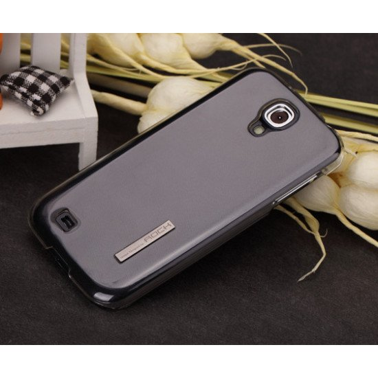 Чехол Rock - Ethereal shell series Hard Case  для Samsung Galaxy S IV i9500 Прозрачный