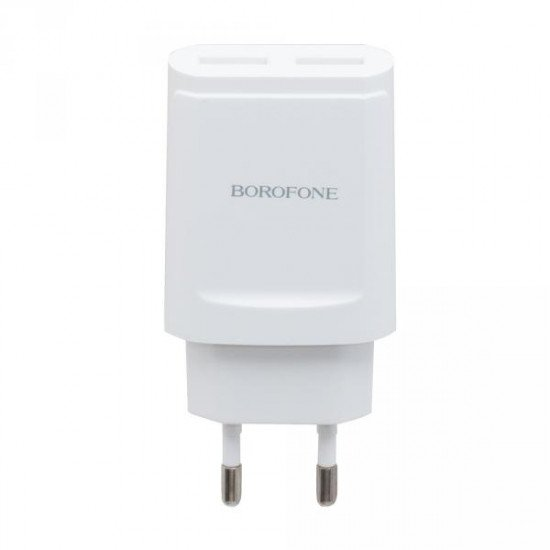 BOROFONE BA8A Rapig Charging Speed Белый