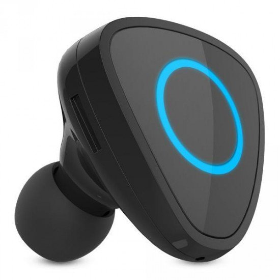 AЗУ ROCK MUCA Car Charger & Bluetooth Earphone 2.1Amax Белый