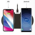 Momax Q.PAD Dual Wireless Charger Белый